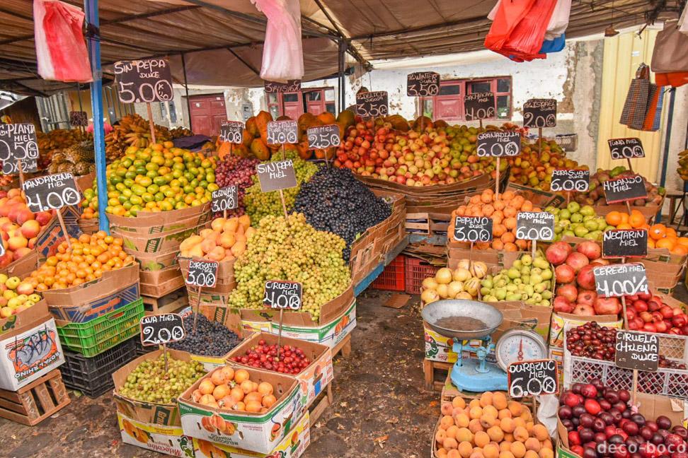cajamarca fruit
