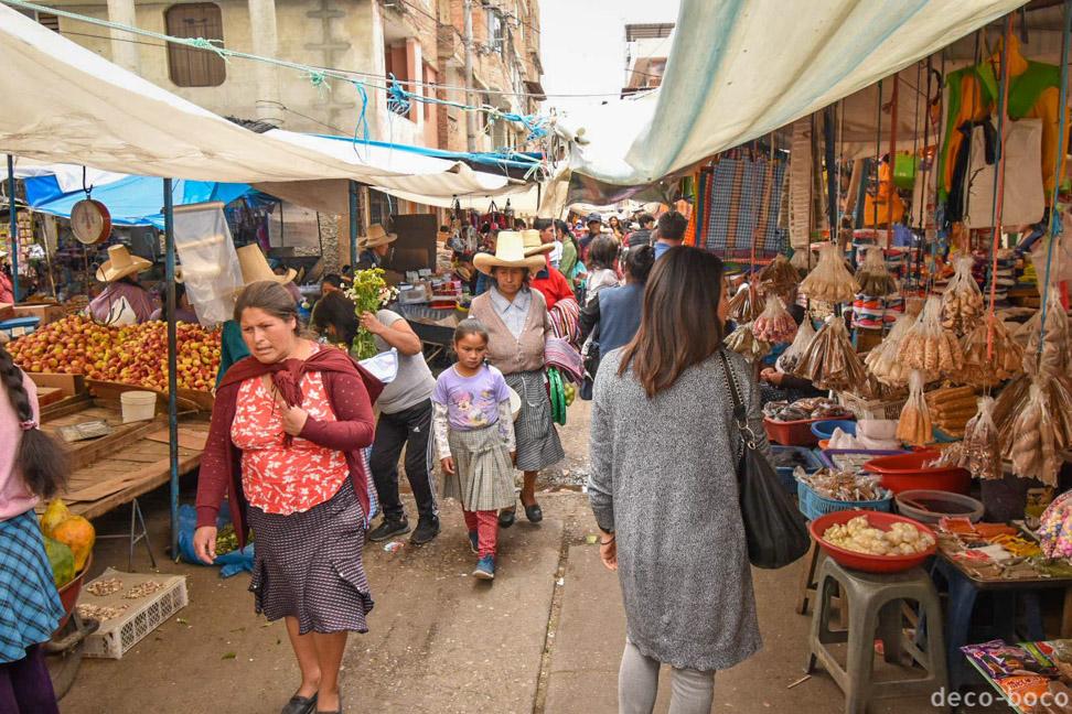 カハマルカ 市場