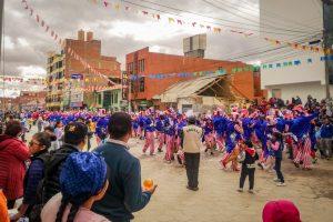 ウユニ 祭り カルナバル