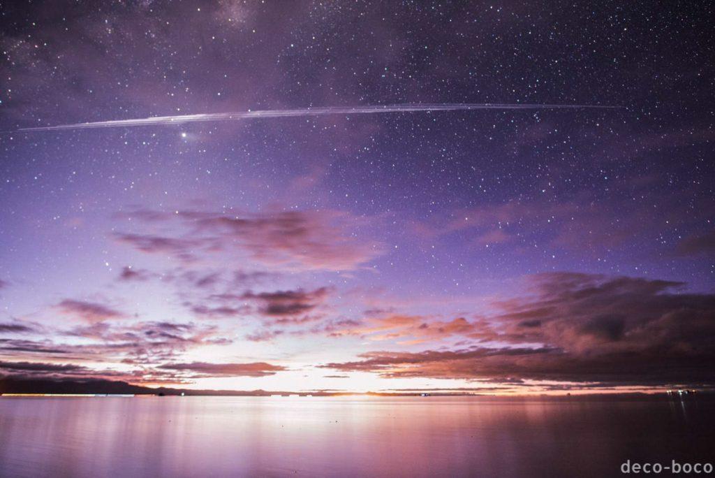 ウユニ塩湖 未確認飛行物体